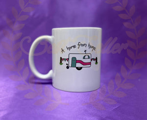 Caravan Mug - Send to a Friend UK
