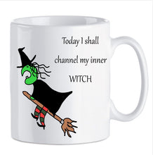 Load image into Gallery viewer, WITCH MUG