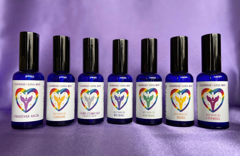 Archangel Raphael Aura Mist Spray