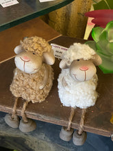 Load image into Gallery viewer, SHEEP with dangly legs - Send to a Friend UK