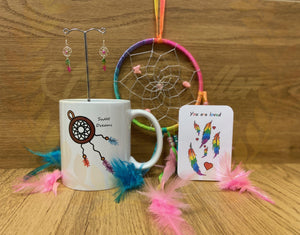 DreamCatcher themed gift hamper - Send to a Friend UK
