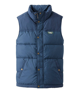L.L. Bean Mountain Classic Down Vest