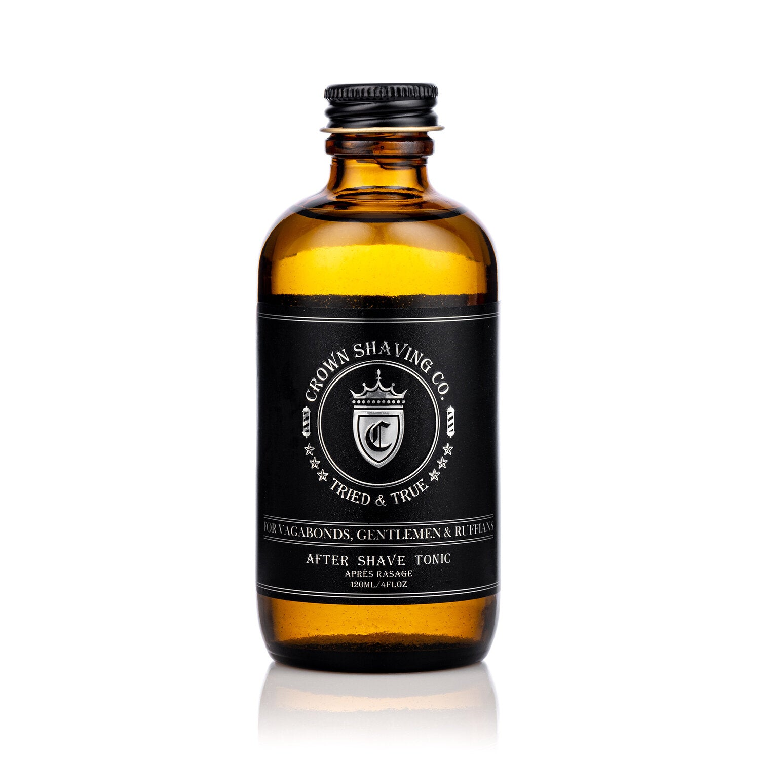 CROWN SHAVING CO AFTER SHAVE TONIC