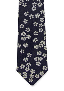 Pocket Square Clothing- Cotton Aubrey Tie
