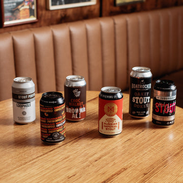 Six Stouts & Other Dark Ales
