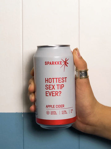 Sparkke - Apple Cider (Hottest sex tip ever)