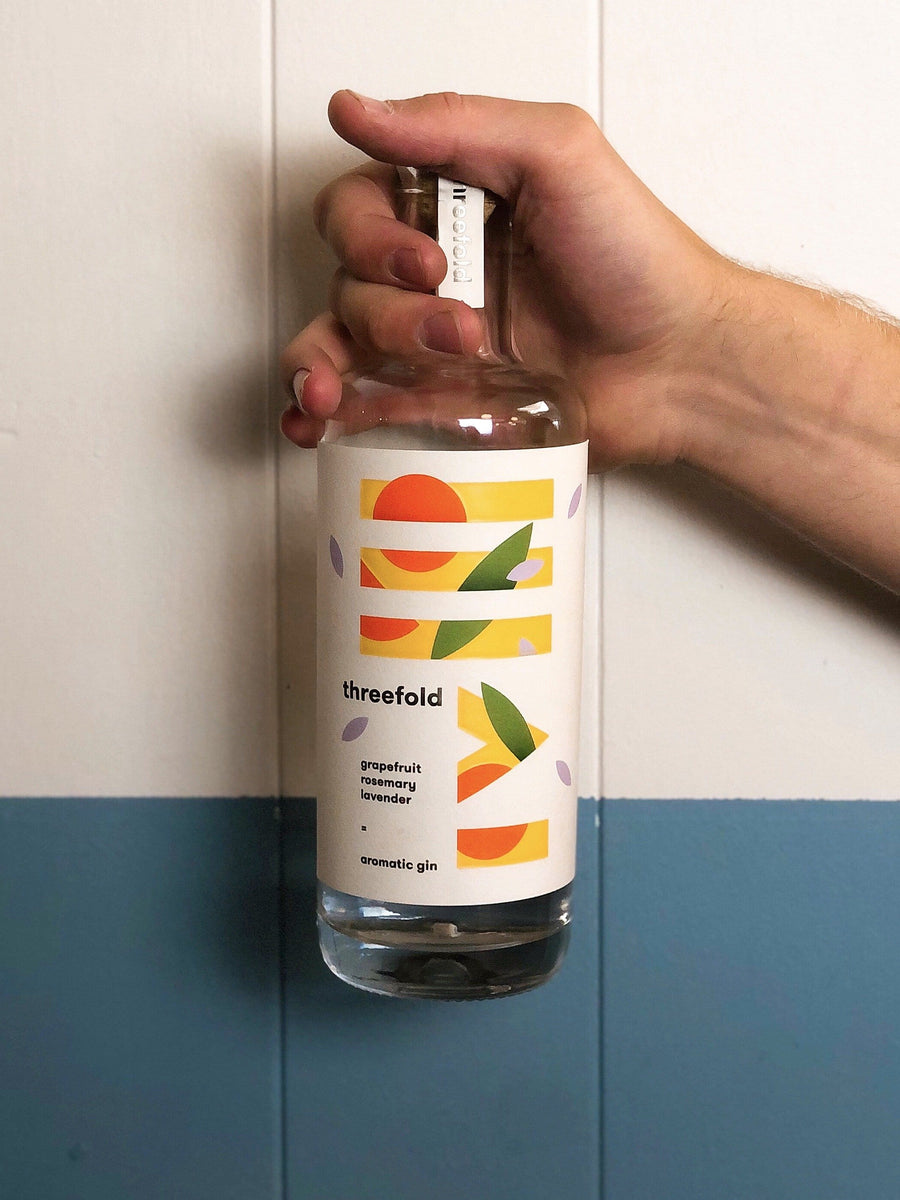 Threefold - Aromatic Gin