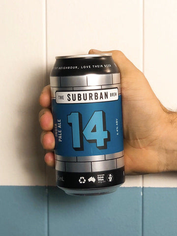 The Suburban Brew - No. 14 India Pale Ale