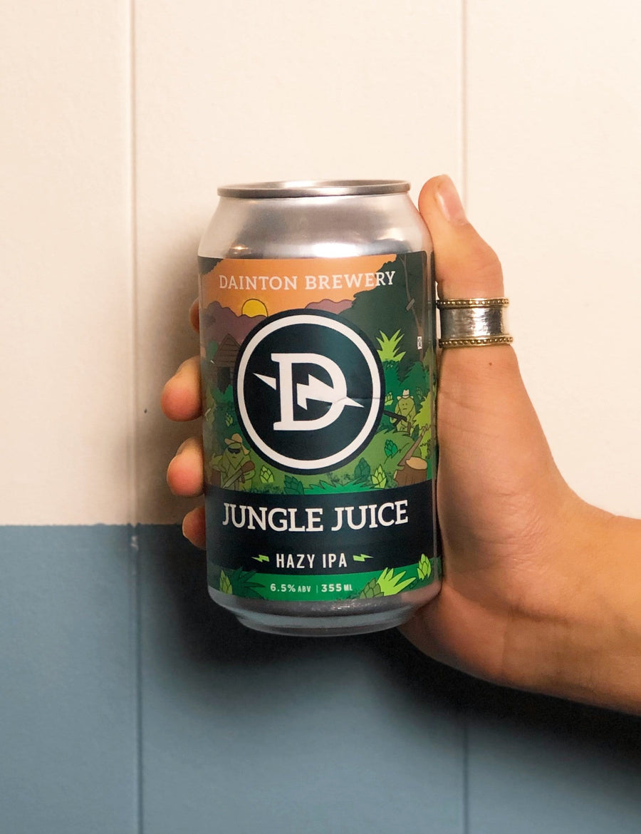 Dainton - Jungle Juice Hazy IPA