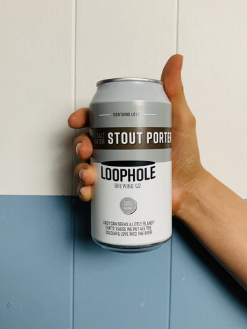 Loophole - Salt Water Stout Porter