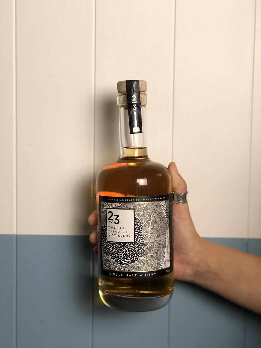 23rd Street Distillery - Single Malt Whisky