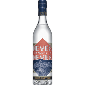 Never Never - Triple Juniper Gin