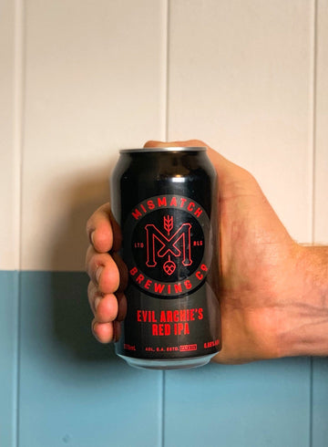 Mismatch - Evil Archie's Red IPA