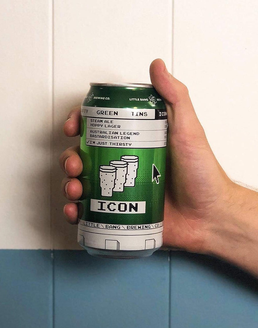 Little Bang - Icon Steam Ale