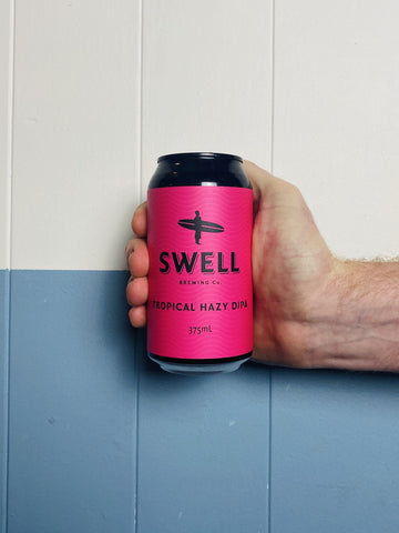 Swell - Tropical Hazy Double IPA