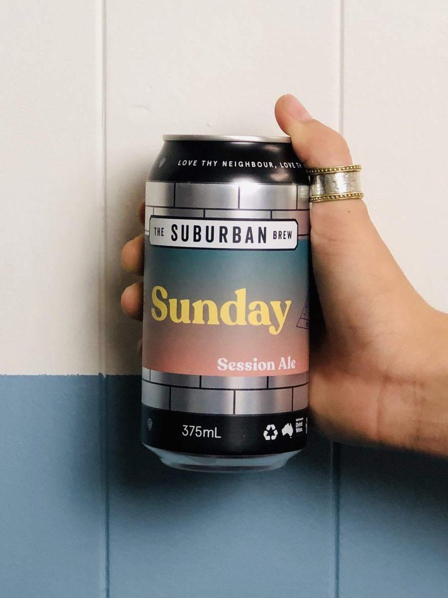 Suburban Brew - Sunday