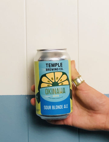 Temple - Okinawa Sour