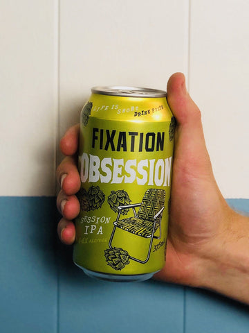 Fixation - Obsession IPA