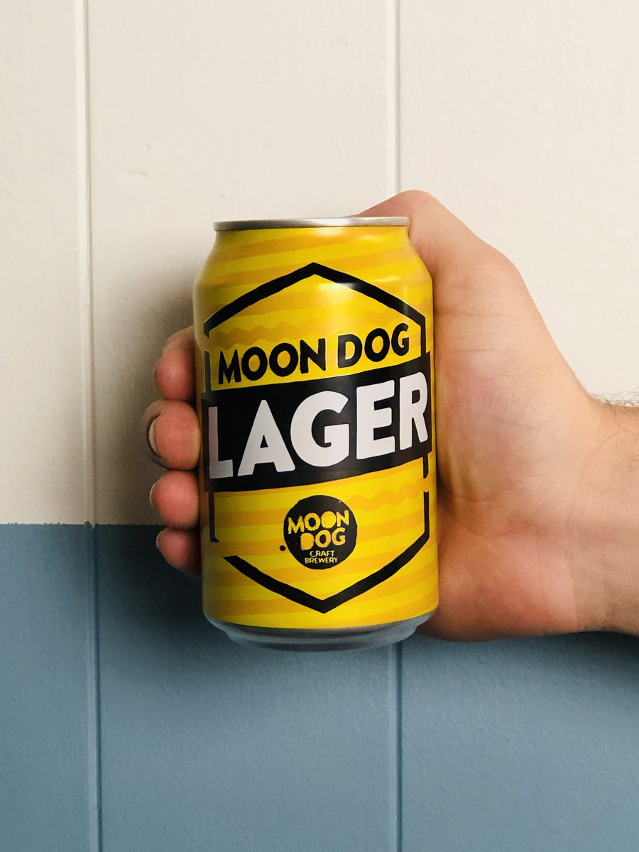 Moon Dog - Lager