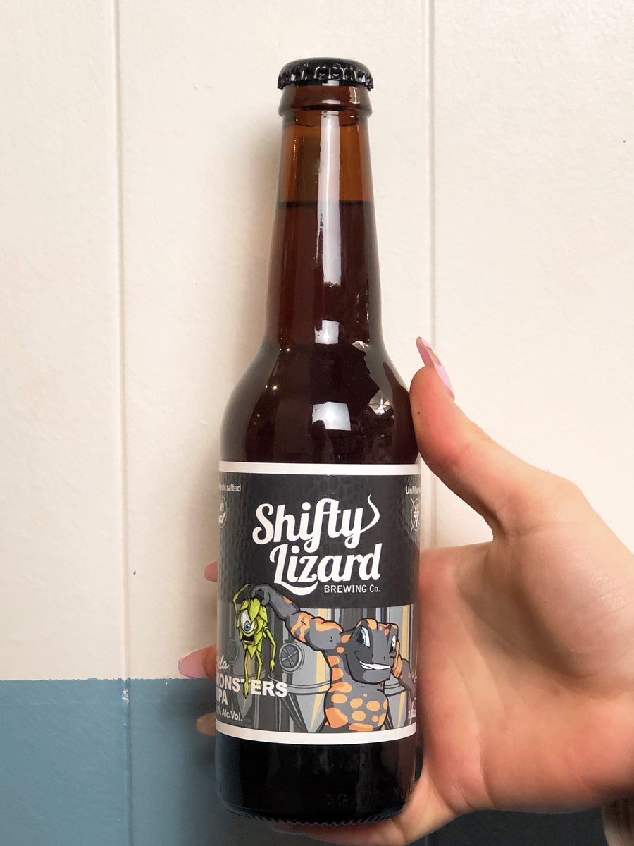 Shifty Lizard - Gila Monsters IIPA