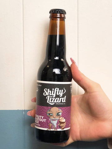 Shifty Lizard - Stouty McStout Face