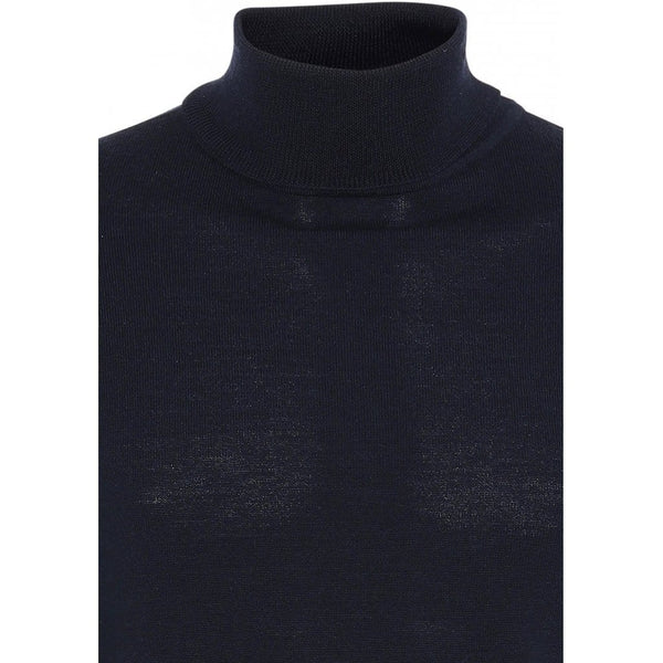 Clean Cut Copenhagen Merino Wool Roll - Navy