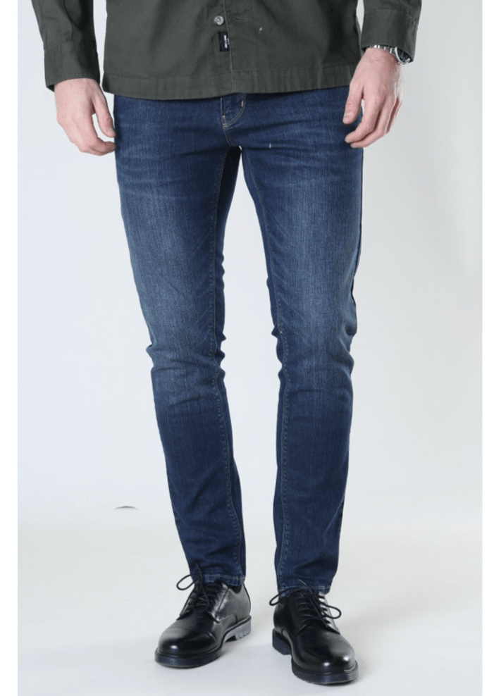 Clean Cut Copenhagen David Slim - Dark Blue