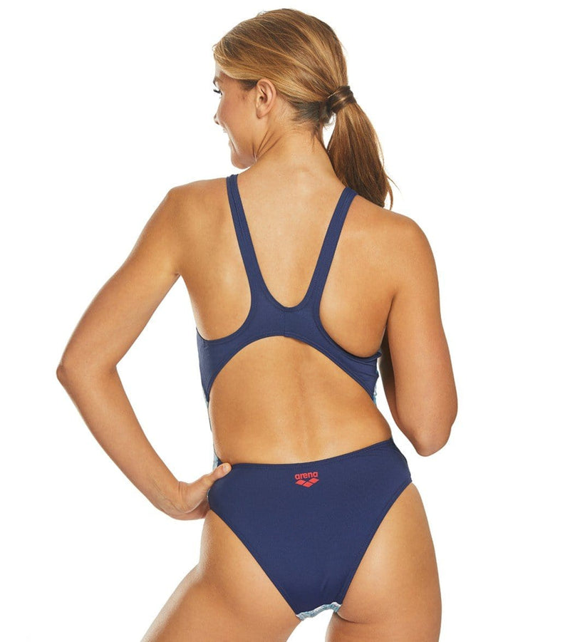 Arena w wonder stars swim tech one piece