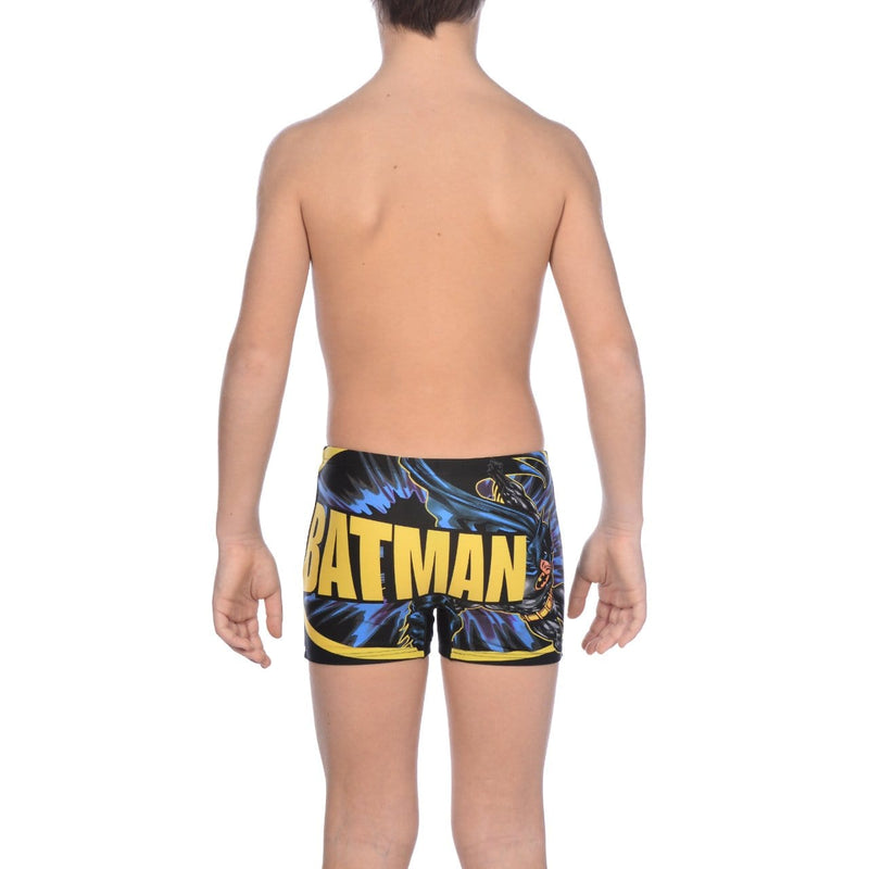 Arena B batman placed print JR short