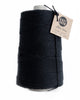 Jumbo cone with 750 yards of black cotton twine