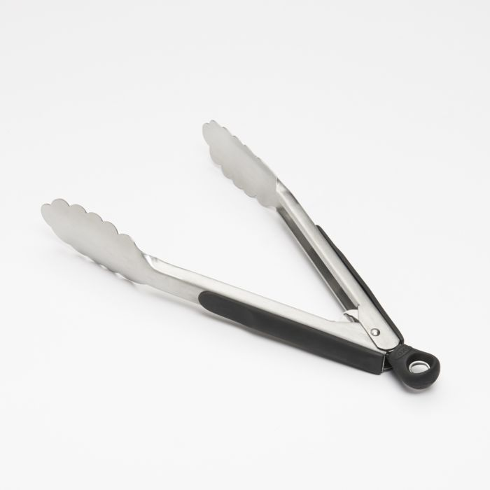 Load image into Gallery viewer, OXO Stainless Steel Tongs