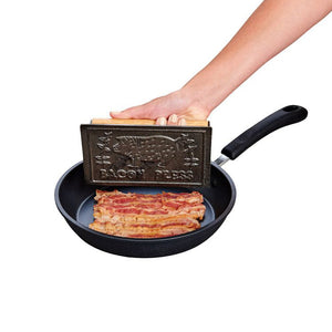 Load image into Gallery viewer, Rectangular Bacon Press and Steak Weight