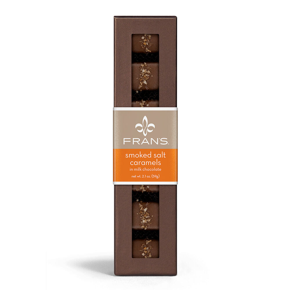 Fran's Chocolate Smoked Salt Caramels