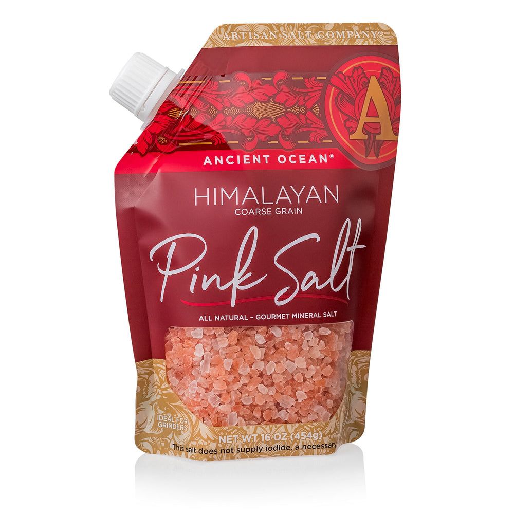 Himalayan Course Pink Sea Salt