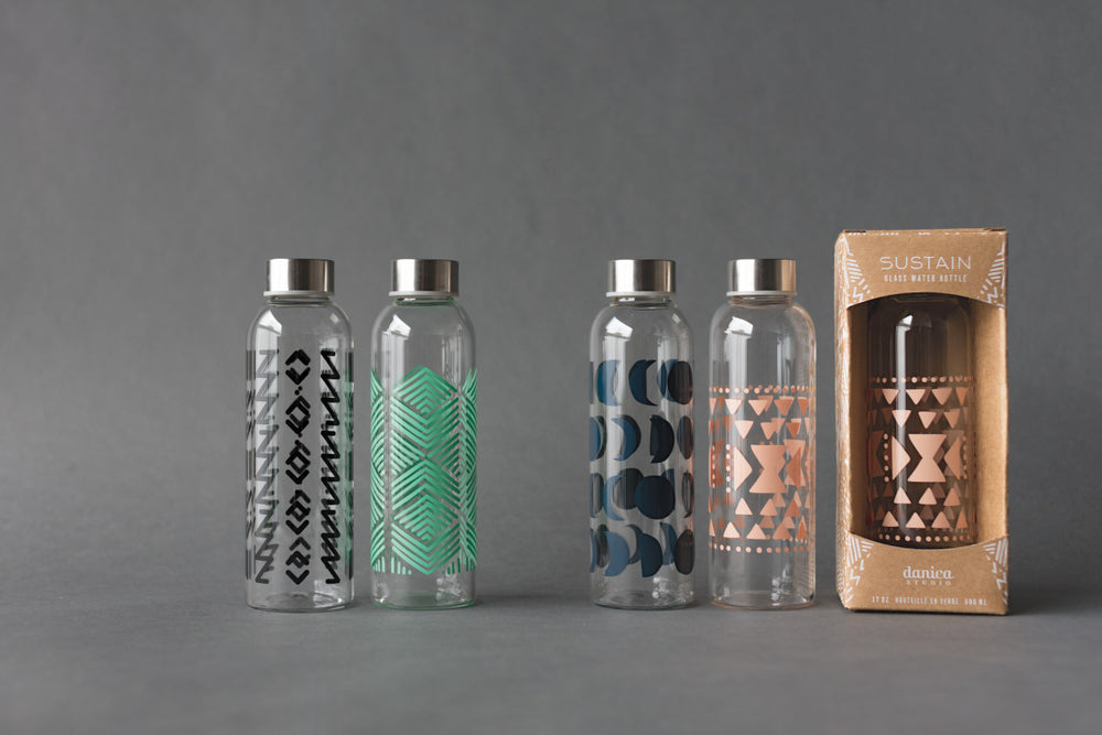Sustain Water Bottle