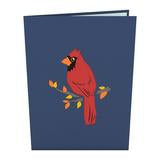 Lovepop Cardinal Card