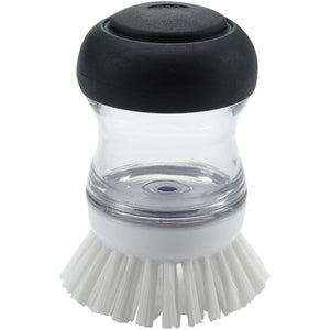 OXO Soap Dispensing Palm Brush