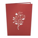 Lovepop Rose Bouquet Classic Card