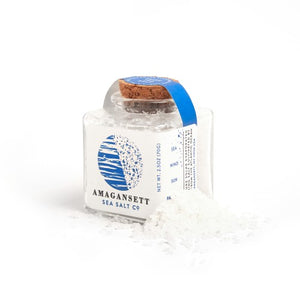 Amagansett Sea Salt Pure Sea Salt - 2.5 oz