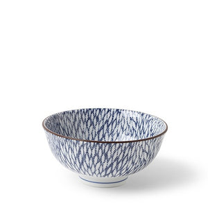Load image into Gallery viewer, Aizome Bowl - 4.5""