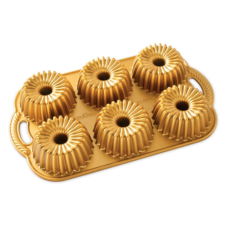 Load image into Gallery viewer, Nordicware Brilliance Bundtlette Pan - 5 Cup