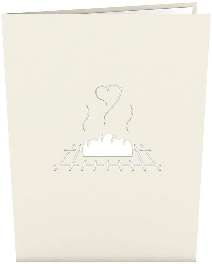 Lovepop Bun In The Oven Card