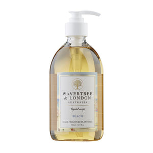 Wavertree & London Beach Liquid Soap