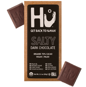 Load image into Gallery viewer, Hu Salty Dark Chocolate