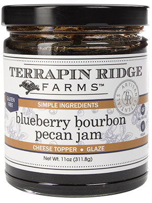 Terrapin Ridge Farms - Blueberry Bourbon Pecan Jam