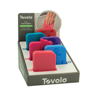 Tovolo Nylon Pan Scrapers