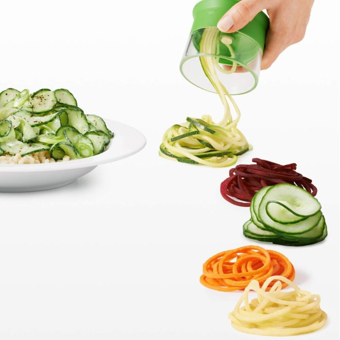 Load image into Gallery viewer, OXO 3 Blade Hand Held Spiralizer