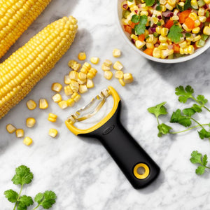 Load image into Gallery viewer, OXO Corn Prep Peeler