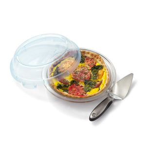 OXO Pie Plate With Lid