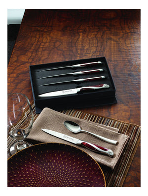 Hammer Stahl 4 Piece Steak Knife Set